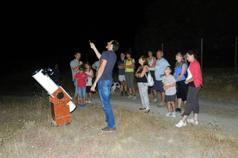 STARGAZING WORKSHOP