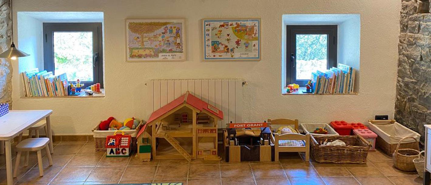 Sala de Jocs infantils